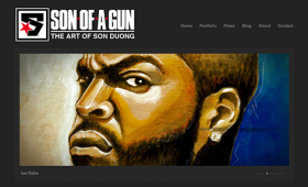 Son of a Gun Art