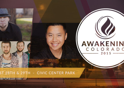 Awakening Colorado Social Media Promotions