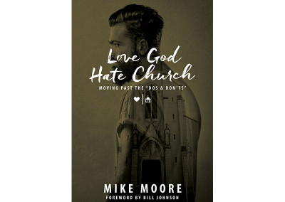 Love God Hate Church Front Cover