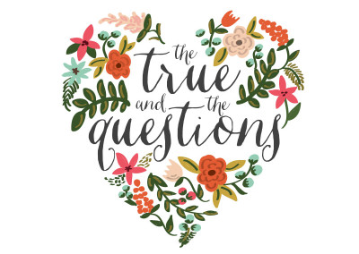 The True and The Questions Logo