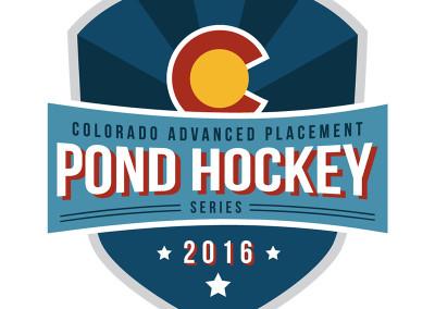 CAP Hockey Pond Hockey Logo