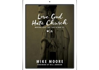 Love God Hate Church on iPad