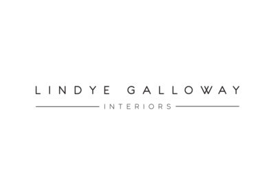 Lindye Galloway Interiors Logo