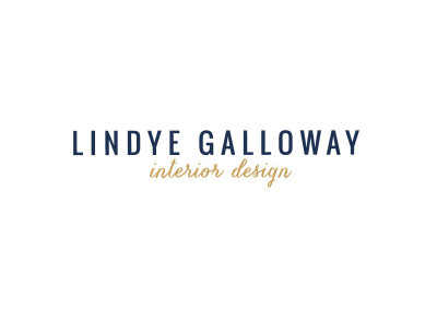 Lindye Galloway Design Logo