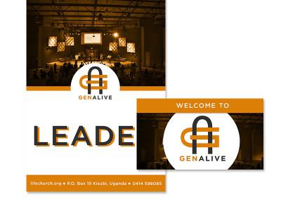GenAlive Badges & Slides