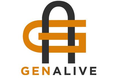 GenAlive Logo