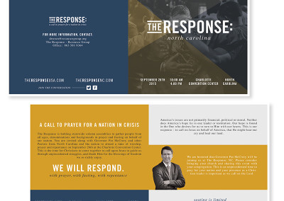 The Response: NC - Pastor Invite NC