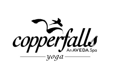 Copperfalls Candle Lit Spa Yoga logo